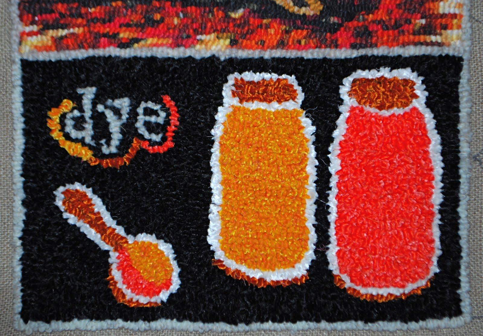 Alternative Fabrics Red Jack Rugs